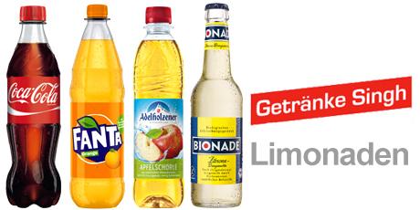 Limonaden bestellen